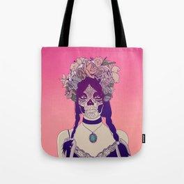 Lady Fy Tote Bag