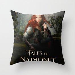 Heir of Windacre Throw Pillow