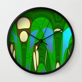Fantasyhall Wall Clock
