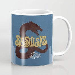 Basilisks Coffee Mug