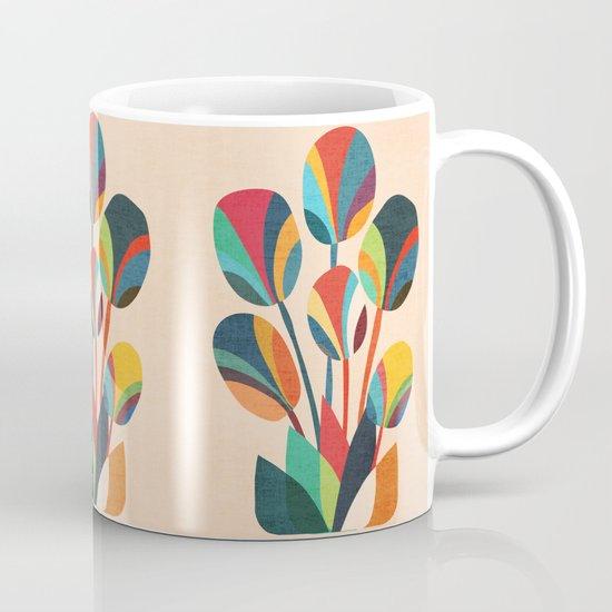 Ikebana - Geometric flower Mug