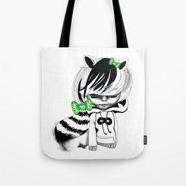 Internal Everafter Print#5 Tote Bag