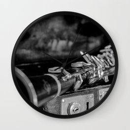 CLARINET CLASSIC Wall Clock