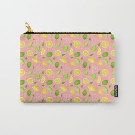 Pink Lemon Lime Rickey Carry-All Pouch