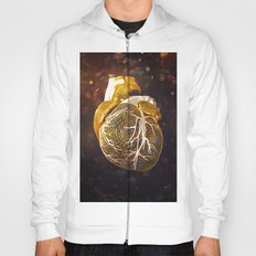 The Heart Of My Heart // So Far From Home Gold Edit Hoody