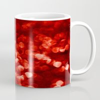 sparkle Mugs featuring Sparkle by 2sweet4words Designs