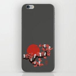 Traditinal Kodamas iPhone Skin