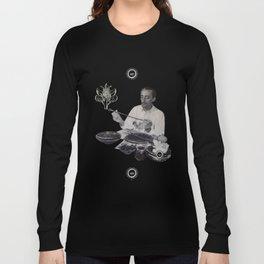 black Argyre Long Sleeve T-shirt