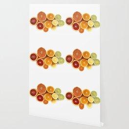 Citrus Rainbow Wallpaper
