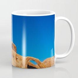 Corona Arch at sunset Coffee Mug