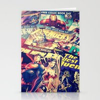 comics Stationery Cards featuring Comics by Miss-Lys