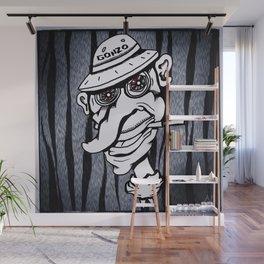 Gonzo Hunter Wall Mural