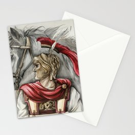 To The New Conquests Stationery Cards