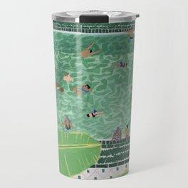 Green Riad Travel Mug