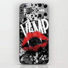 Vamp 86 iPhone & iPod Skin