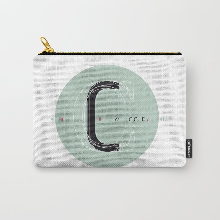 C c Carry-All Pouch