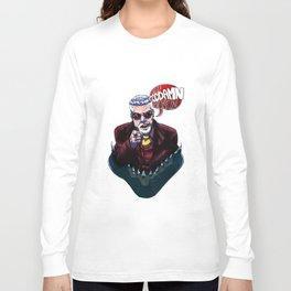 Hannibal Chau wants YOU to shut up Long Sleeve T-shirt