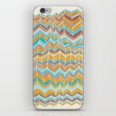 Grandma's blanket iPhone & iPod Skin