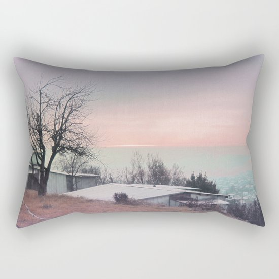 Pastel vibes 06 Rectangular Pillow