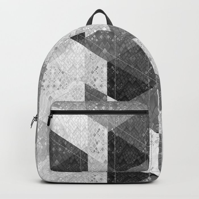 Reptile skin 1 Backpack