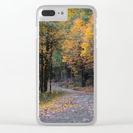 Survival of the Thinnest Clear iPhone Case