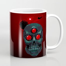 Horror From Beyond Time and Spaaaaaaace! Coffee Mug