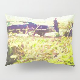 Bridge Pillow Sham