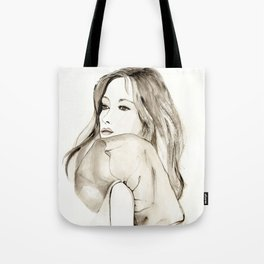 A portrait 1 Tote Bag