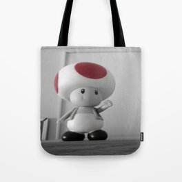 Vote Toad Tote Bag