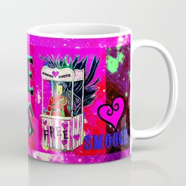 Free Kiss - Magic Universe Serie Coffee Mug