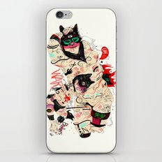 Wolfmother iPhone & iPod Skin