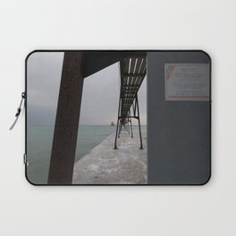 Canal Station Laptop Sleeve