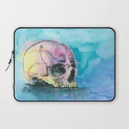 Colorful Skull 2 Laptop Sleeve