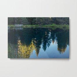 Little Crater Lake 2 Metal Print