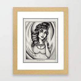Respect Chola Framed Art Print