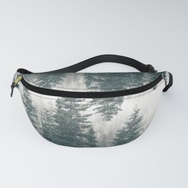 Forest Reflections XII Fanny Pack