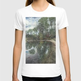 Mascuppic Lake T-shirt