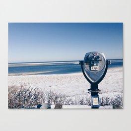 Chatham Light Canvas Print