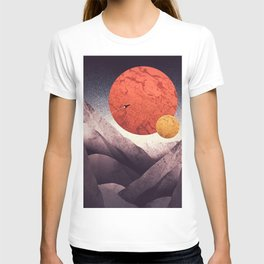 An unknown world T-shirt