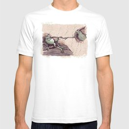 The creation of Adam T-shirt
