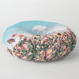 Original Poetry: Soul Floor Pillow