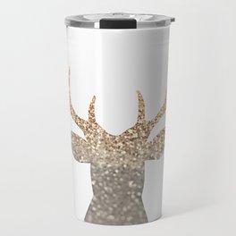 GOLD DEER Travel Mug