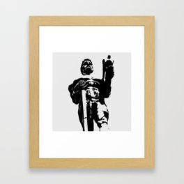The Victor (Pobednik) II Framed Art Print