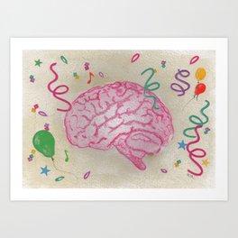 Conscious Party Art Print