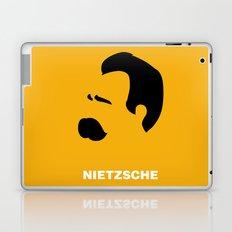 NIETZSCHE Laptop & iPad Skin