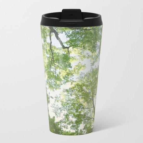 Trees Metal Travel Mug