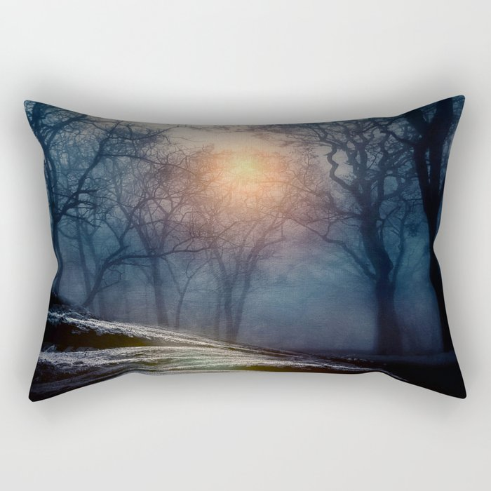 From small beginnings and big endings. Rectangular Pillow