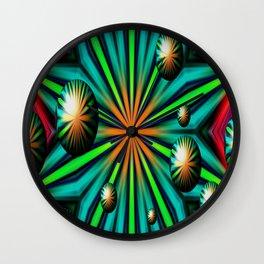 Magical Balls Wall Clock