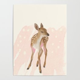 Little Fawn Poster