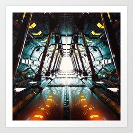 [22-11-16] - Runway Art Print